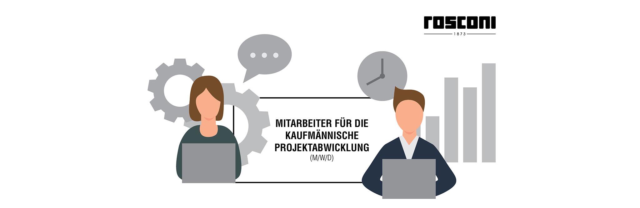Mitarbeiter Für Die Kaufmännische Projektabwicklung M W D