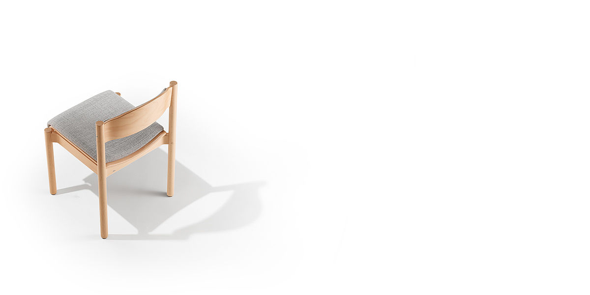 elena wooden chair