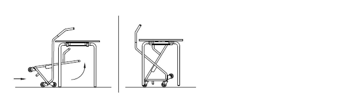 table trolley 005
