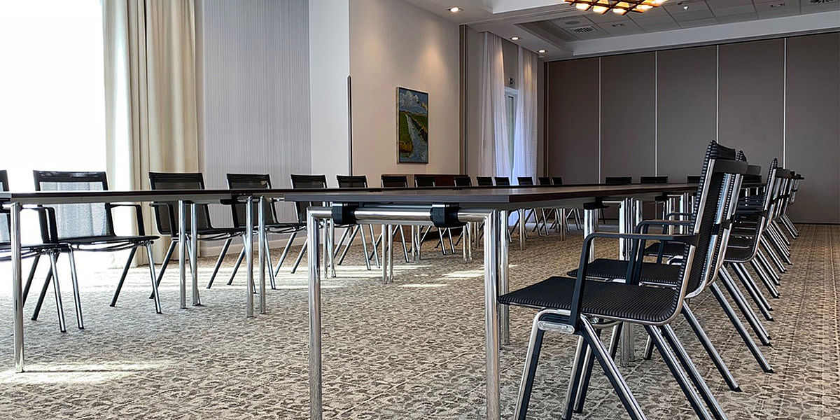 Hotel am Delft | Emden | BLAQ chair | system 24