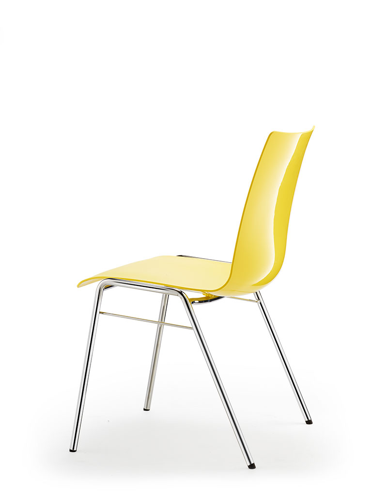 atlanta 456 | polypropylene shell | lemon