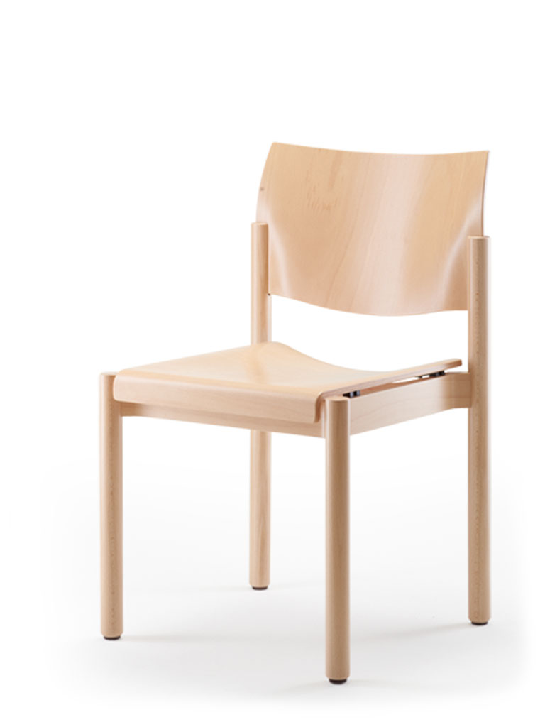 elena | wooden chair | not upholstered